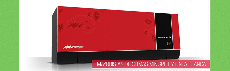 187 Aire Acondicionado Mirage Monterrey